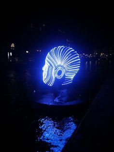 Amsterdam light festival 2015.