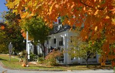 Historic Vermont Inn established in 1796, Dorset Vermont Inn & Restaurant Offering Lodging, Fine Dining and Day Spa | The Dorset Inn