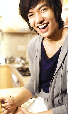 Lee MinHo and his Wow smile. Def. One of the nicest things.