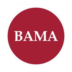 """University of Alabama 1-1/2"""" Round Labels - Free Shipping. Use these semi-gloss circle labels to seal envelopes or as an eye catching touch to demonstration your school pride."""