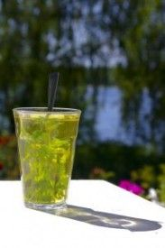 Green Tea Recipes - Green Tea Latte, Green Tea Smoothie, Spiced Green Tea