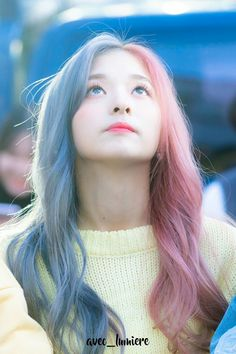 South Korean Girls, Korean Girl Groups, K Pop, Hair Game, Ulzzang Girl, K Idols, Hair Inspo, Kpop Girls, Cool Girl