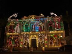 Christmas In Puerto Rico, Fair Grounds