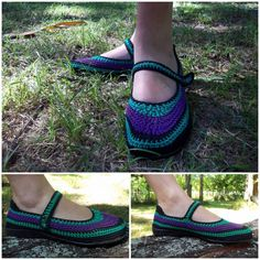 sandalias tejidas a crochet para mujer - Google Search