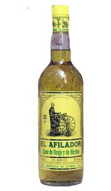Orujo de Hierbas El Afilador 1L desde $10.57
