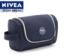 NIVEA Mens Hanging Travel Toiletry Bag Shaving Case Cosmetic Bag -- More info could be found at the image url. Note:It is Affiliate Link to Amazon.