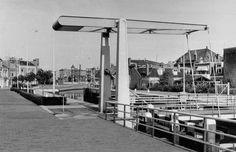 Sluiskade Bij de Sluis in 1960 - Foto's SERC