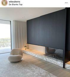 Living Room Decor Fireplace, Fireplace Design, Wall Design, House Design, Media Wall, Room Colors, Interior Design, Interior Ideas, Living Area