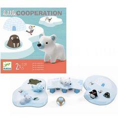 bordspel little cooperation 18,95