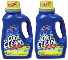 HOT! Oxiclean Laundry Soap ONLY $0.99 at Walgreens!   HOT! Oxiclean Laundry Soap ONLY $0.99 at Walgreens! Yay! I LOVE stock up deals for Laundry Soap! I go through that stuff like crazy! Well, starting 8/28, you can scoreOxiclean Laundry Soap for ONLY $0.99 at Walgreens!  Here is how:  Buy (1) Oxiclean Liquid Laundry Soap, 20 or 26 loads ... http://www.savingsaplenty.com/oxiclean-laundry-soap/