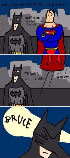 batman v superman ( Dc Memes, Marvel Memes, Marvel Dc, Batman Vs Superman Comic, Batman Comics, Funny Batman Memes, Funny Comics, Dc Comics, Comic Books