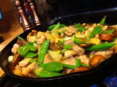 The Perfect Pear: Cashew Chicken // Guest Blog from The Letter 4
