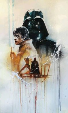 Luke Skywalker vs Darth Vader