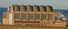 Hangar de l'aéroport de Marignane - 1950