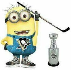 PITTSBURGH PENGUINS Minion.