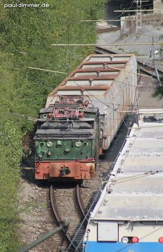 Solvay-Werksbahn   Bernburg   30.08.13