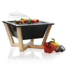 Nido Portable Grill by XD Design - $87