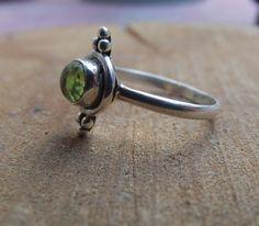 925 sterling silver ring lemon quartz silver by silveringjewelry
