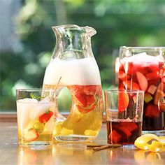 Sangria Recipe from Hotel Arts Barcelona