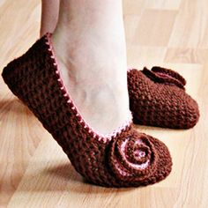 I love making slippers. It's strongly addictive...