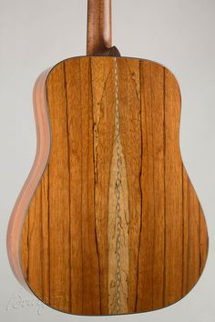 D – Wood Deluxe 6824 | Bourgeois Guitars, LLC