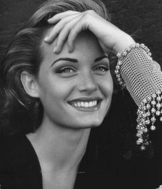 Amber Valleta   My favorite Supermodel and all time girl crush.