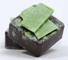 Get the Bamboo Drift... Creamy Ivoire ganache features mild sweet tasting bamboo leaf, succulent orchard fruits and delicate white tea flavors. Wrapped in 64% dark chocolate (cacao from Dominican Republic).Get this in our Xotix collection. $10.00    Repin if you'd like to try this gem