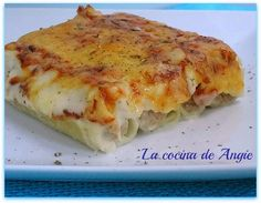 Canelones típicos en Cataluña el día de San Esteban, el 26 de diciembre, y se suele hacer con la carne sobrante del cocido catalán (escud...
