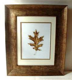 gold leaf leaves