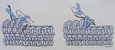 Fizule71: Háčkování - zvláštní sloupky Crochet, Crochet Stuffed Animals, Ganchillo, Crocheting, Knits, Chrochet, Quilts
