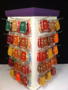 Scentsy display,  https://welcomehome.scentsy.us
