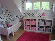 Storage - ikea hylla leksaksförvaring Toddler Bed, Kids Rooms, Furniture, Home Decor, Child Bed, Decoration Home, Room Decor, Kidsroom, Home Furnishings