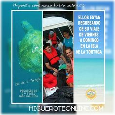 Ellos salieron el Viernes a la isla de la Tortuga. Se acuerdan? Fueron en un paquete de 3 días y hoy están regresando de su viaje. Te interesaría irte como ellos y pasarla de lo más bien ? Escríbenos a Higueroteonline@gmail.com #isladelatortuga #beach #paquetes #playa #playas #arenitaplayita #Higuerote #Barlovento #Miranda #Venezuela #turismo #viajar #vacaciones #vacaciones2015 #relax #mar #sol #naturaleza #image #hechoenvenezuela #promocion #paseos
