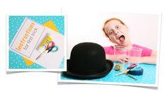 Easy magic tricks for kids - Magic children can do - Milk in hat trick