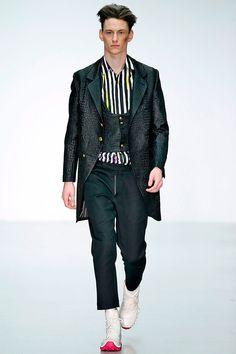 #Menswear #Trends Sankuanz Fall Winter 2015 Otoño Invierno #Tendencias #Moda Hombre F.Y.