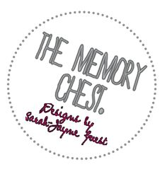 The Memory Chest - Process