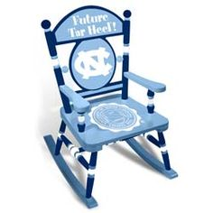 Mini tar heel rocker
