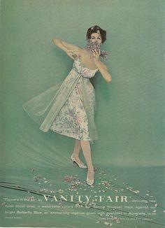 Vanity Fair Dress 1959
