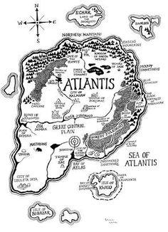 atlantis map                                                                                                                                                                                 More