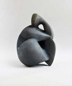 handmade ceramics by Mudrenko on Etsy Plaster Sculpture, Sculptures Céramiques, Art Sculpture, Pottery Sculpture, Abstract Sculpture, Sculpture Ideas, Sculpture Projects, Ceramic Sculptures, Bronze Sculpture