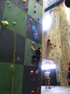 Evolution Rock + Fitness is a full service rock climbing and fitness facility in central New Hampshire. In addition to climbing terrain ranging from beginner to elite level, we offer a variety of fitness programs such as yoga, Pilates, aerial yoga, and Zumba.