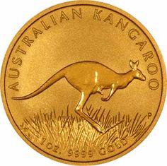 2008 Australian 100 Dollar Gold Proof Nugget Coin