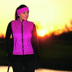 Golf Ladies Fashion Get ready for those cold crisp mornings on the golf course: Fashion Golf Apparel - Bing Images Golf Attire, Golf Outfit, Golf Fashion, Ladies Fashion, Fashion Men, Fashion Ideas, Golf Pants, Golf Lessons, Golf Accessories