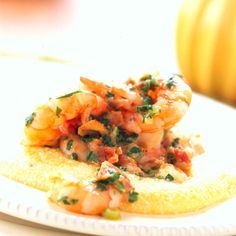 Cheesy Shrimp and Grits - 60 Best Shrimp Recipes - Coastal Living