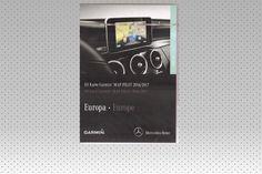 Neu Original Garmin MAP PILOT NEUESTE V. 7.0 2016/2017 SD-karte A2139068803 Mercedes C-Klasse W205 E W213 A213 GLC V-Klasse