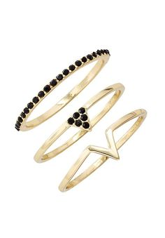 jules smith stacked rings