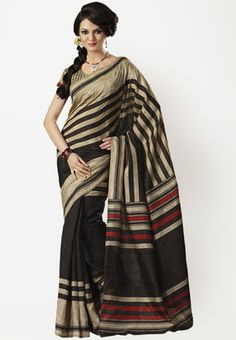 Sattika Cotton Multi Printed Saree - Buy Women Sarees Online | SA039WA35JIIINDFAS