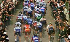 The Paris-Roubaix in 2000.