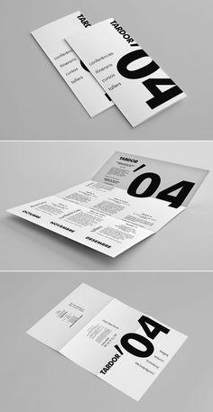 Flyer Brochure for Autumn classes, activities and workshops in Barcelona, 2004 Brochure Indesign, Template Brochure, Logo Template, Design Brochure, Cv Design, Corporate Brochure, Business Brochure, Logo Design, Layout Design