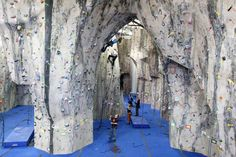 MetroRock competitive indoor climbing center (two locations in Everett & Newburyport)
